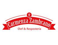 Brand: Carmenza Zambrano // Chef y Repostería