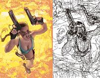Tomb Raider Ilustration