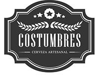 Craftbeer Costumbres Branding