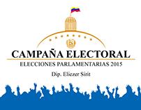 Campaña Electoral - Elecciones Parlamentarias Vzla 2015