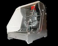 Fresadora CNC de escritorio