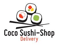 Coco Sushi-Shop - Imagen Corporativa