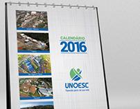 Calendário 2016 | Unoesc