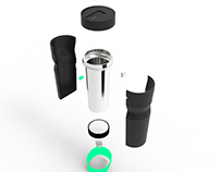 AURA | Portable water heater