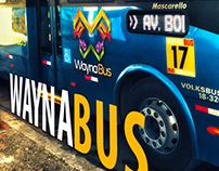 Diseño Corporativo WaynaBus