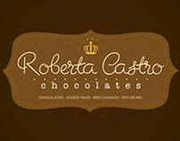 Logo Roberta Castro Chocolates