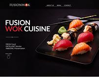 Fusionwok - Website
