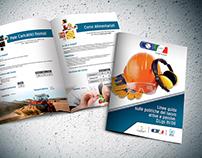 Diseño y diagramación Brochure