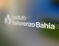 Instituto Sallorenzo Bahia: Branding