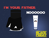 I'am your father