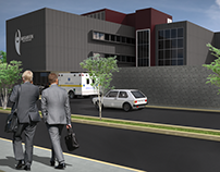 Medical Clinic | Renderings