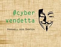 Capa do livro #cybervendetta