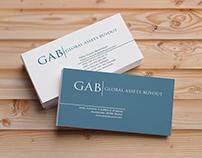 Tarjetas de Presentación - GAB