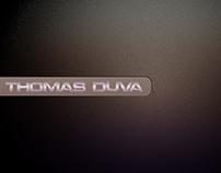 Diseño En Comunicación Visual // Thomas Duva