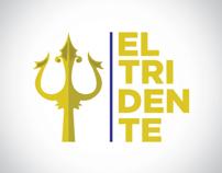 "Brand Identity ""El Tridente"""