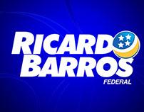 Deputado Federal Ricardo Barros | PP | Paraná
