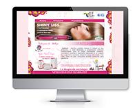 Diseño página web www.italtech.com.ve