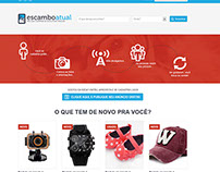 Escambo Atual - Startup