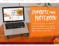 E-mail Marketing D.I.Y. C&C - Casa e Construção