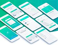 iOS App BlockSense