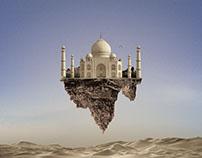 Taj Mahal   Manipulation