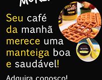 Cartaz e Flyer - Manteiga Ghee