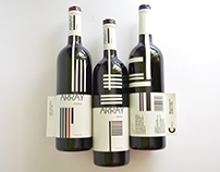 Packaging - Label Design - Wine