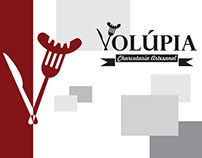 Design de Marca - Volúpia (Linguiças Artesanais)