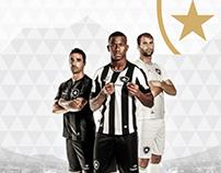 Banner Fictício - Botafogo F.R.