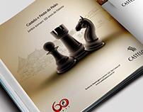 Anúncios e impressos