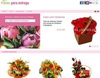 Flores para Entrega