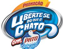 PROMOÇÃO PATO - Liberte-se do que é Chato com Pato