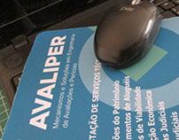 Avaliper - Mouse Pad Personalizado