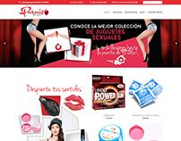 Proyecto Paraíso Sex Shop