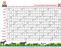 Calendario 2011 - Purina