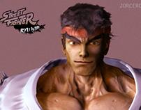 Ryu CG - Street Fighter