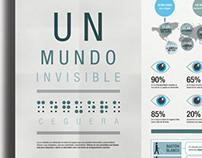 UN MUNDO INVISIBLE. | Infografía.