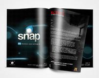 Aviso Mensual TV formats - Design for SNAPTV