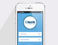 "Assa "" App Mobile"""