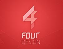 Four Design Website