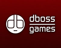 Identidade Visual - dboss games