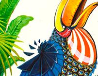 Royal Toucan