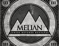 Melian - Juntos Movemos Montañas DVD