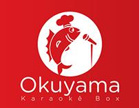 Okuyama Karaokê Branding