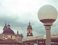 Bienvenue à la belle Bogotá