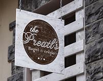 Preatl`s Paris  Branding
