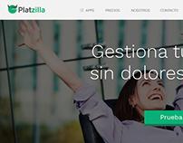 PLATZILLA: Página web