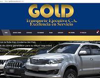 Gold Transporte Ejecutivos. Caracas - Venezuela