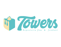 Towers | Repostería fina y fondant