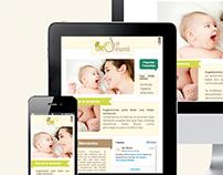 Web - Ser mamá